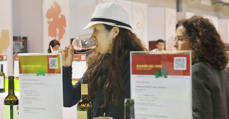 La Feria Nacional del Vino tiene, más que nunca, esencia y alma femenina