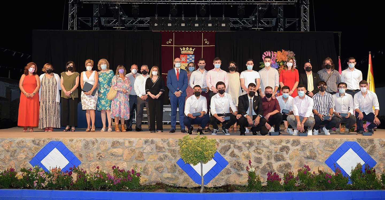 Los pregones Mayores y Jóvenes abren cinco días de fiesta, adaptados a la situación sanitaria, en Argamasilla de Alba