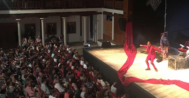 El X Festival de Teatro de Torralba de Calatrava se aplaza a 2021 y el ciclo Música en los Patios se cancela