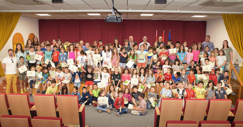 Finalizan las XI Jornadas de Educación Vial Escolar
