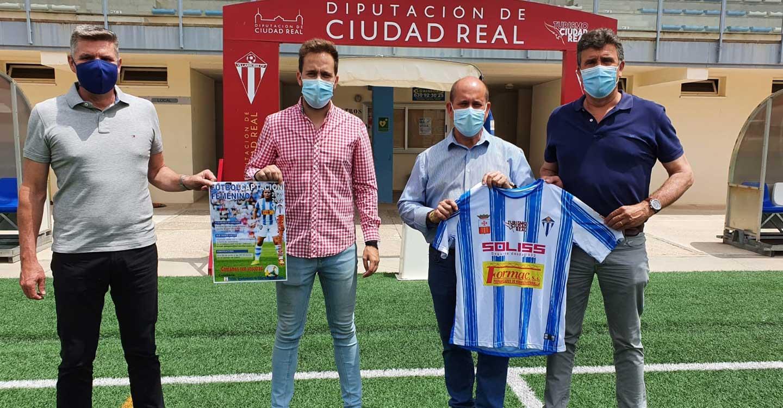El Ayuntamiento de Villarrubia de los Ojos y el Formac Villarrubia CF impulsan la creación de un equipo de fútbol femenino