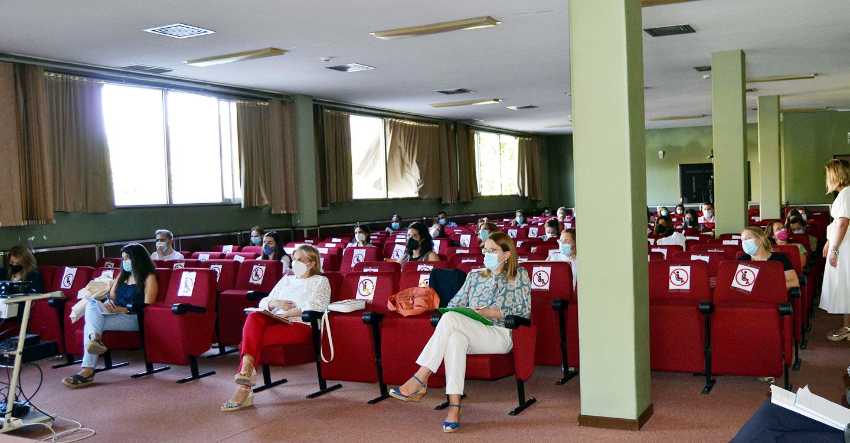 Vuelve la formación presencial al Colegio de Farmacéuticos de Ciudad Real con un curso de legislación aplicable a la farmacia
