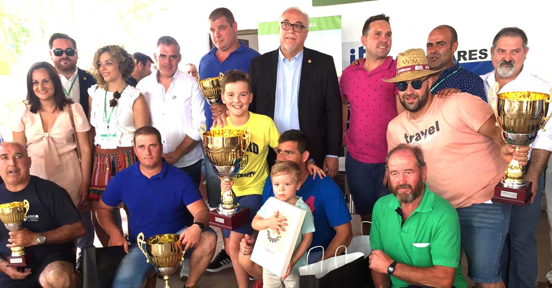 Francisco Antonio Romero de Ávila hace el circuito del Concurso Regional de Habilidad con Tractor de ASAJA en un tiempo récord
