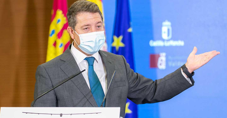 García-Page espera que de la tercera Mesa Regional del Agua salga un gran acuerdo en materia hídrica que cuente con aval político