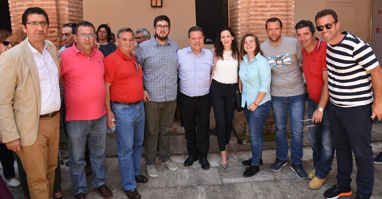 """García-Page: """"Nuestro programa es el más ambicioso de cuantos se presentan a las elecciones"""""""