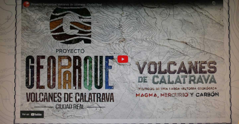 El proyecto 'Geoparque Volcanes de Calatrava. Ciudad Real' elabora un vídeo promocional para poner en valor las peculiaridades del territorio