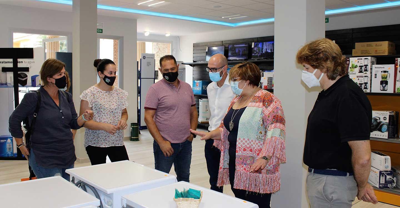 El Gobierno regional ha abonado los 21 millones de euros en ayudas para autónomos y micropymes de la provincia afectados por el confinamiento