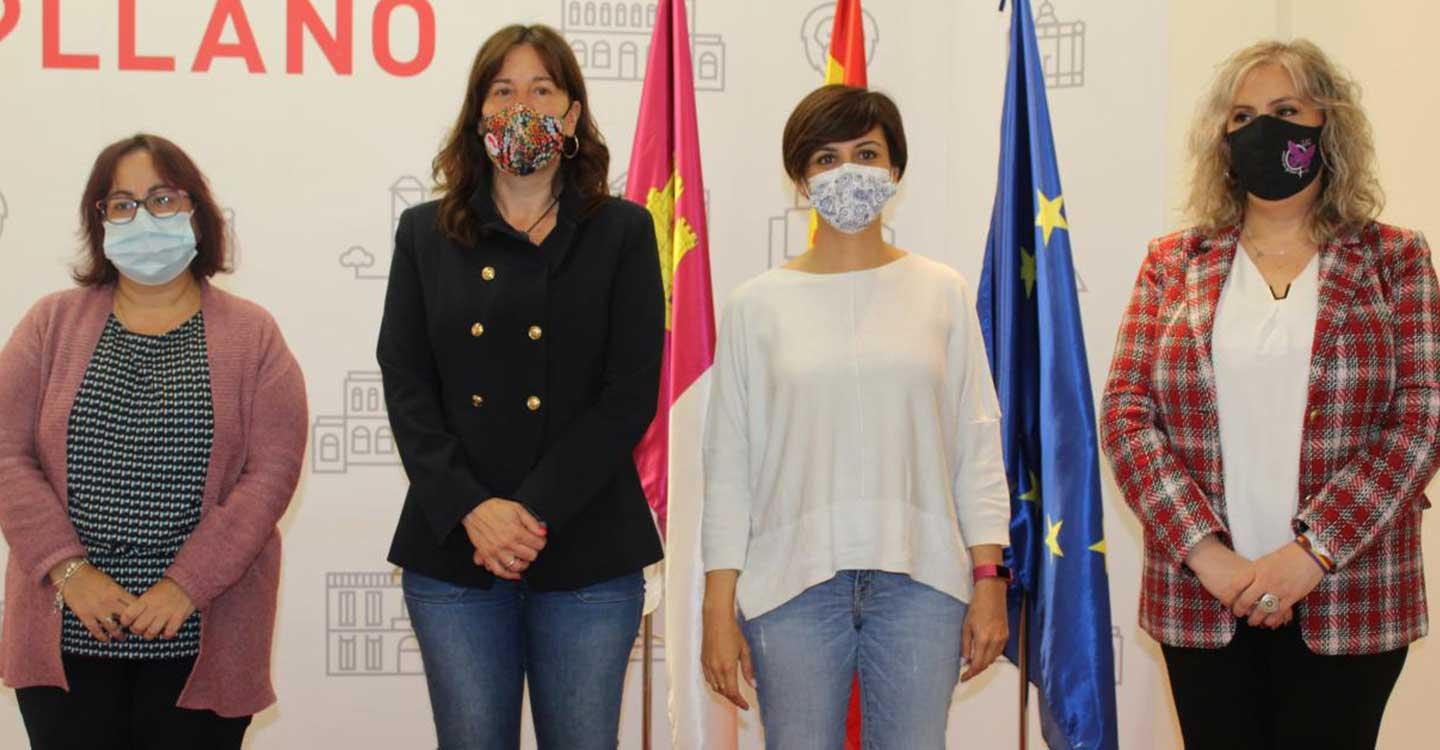 El Gobierno de Castilla-La Mancha destinará 1,1 millones de euros a diez líneas de ayudas en materia de Igualdad y prevención de la violencia machista