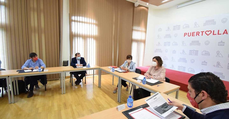 El Gobierno  de Castilla-La Mancha y el Ayuntamiento de Puertollano muestran su apoyo a los afectados por el ERTE en Repsol y comprometen su trabajo para tratar de limitar su afectación