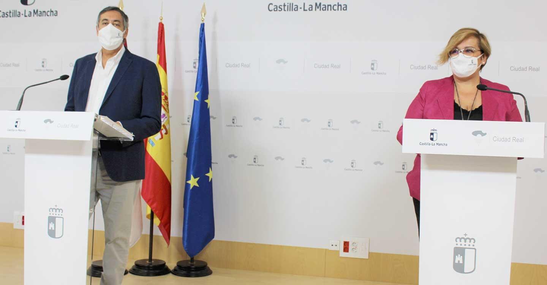 """El Gobierno de Castilla-La Mancha ha trabajado """"intensamente"""" para proporcionar un entorno seguro a los centros educativos de Ciudad Real"""