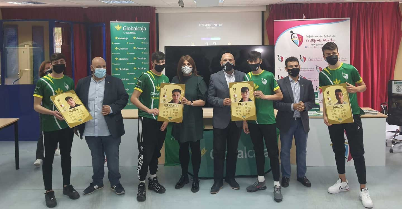 El Gobierno de Castilla-La Mancha destaca la iniciativa de la Federación de Fútbol de Castilla-La Mancha de poner en marcha un campeonato virtual para amateurs