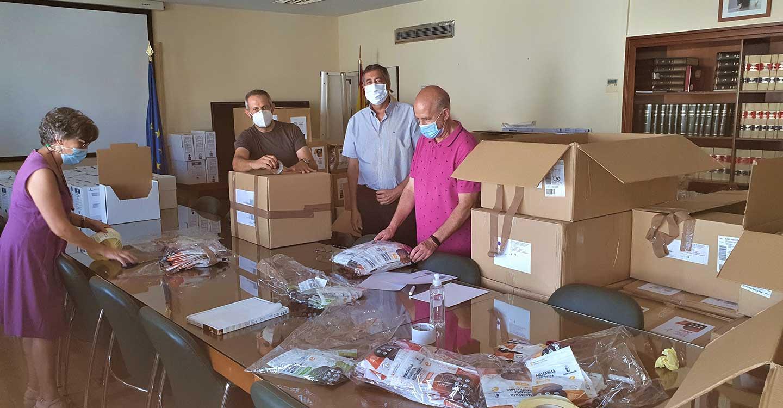 El Gobierno de Castilla-La Mancha dota a los centros educativos de Ciudad Real del material de higiene necesario para el inicio del curso