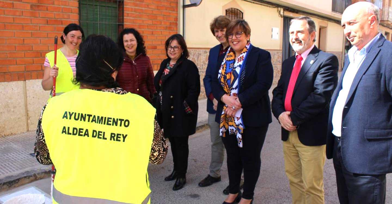 El Gobierno de Castilla-La Mancha facilita la contratación de 19 personas gracias a los nuevos planes de Empleo y Especial para Mujeres Rurales