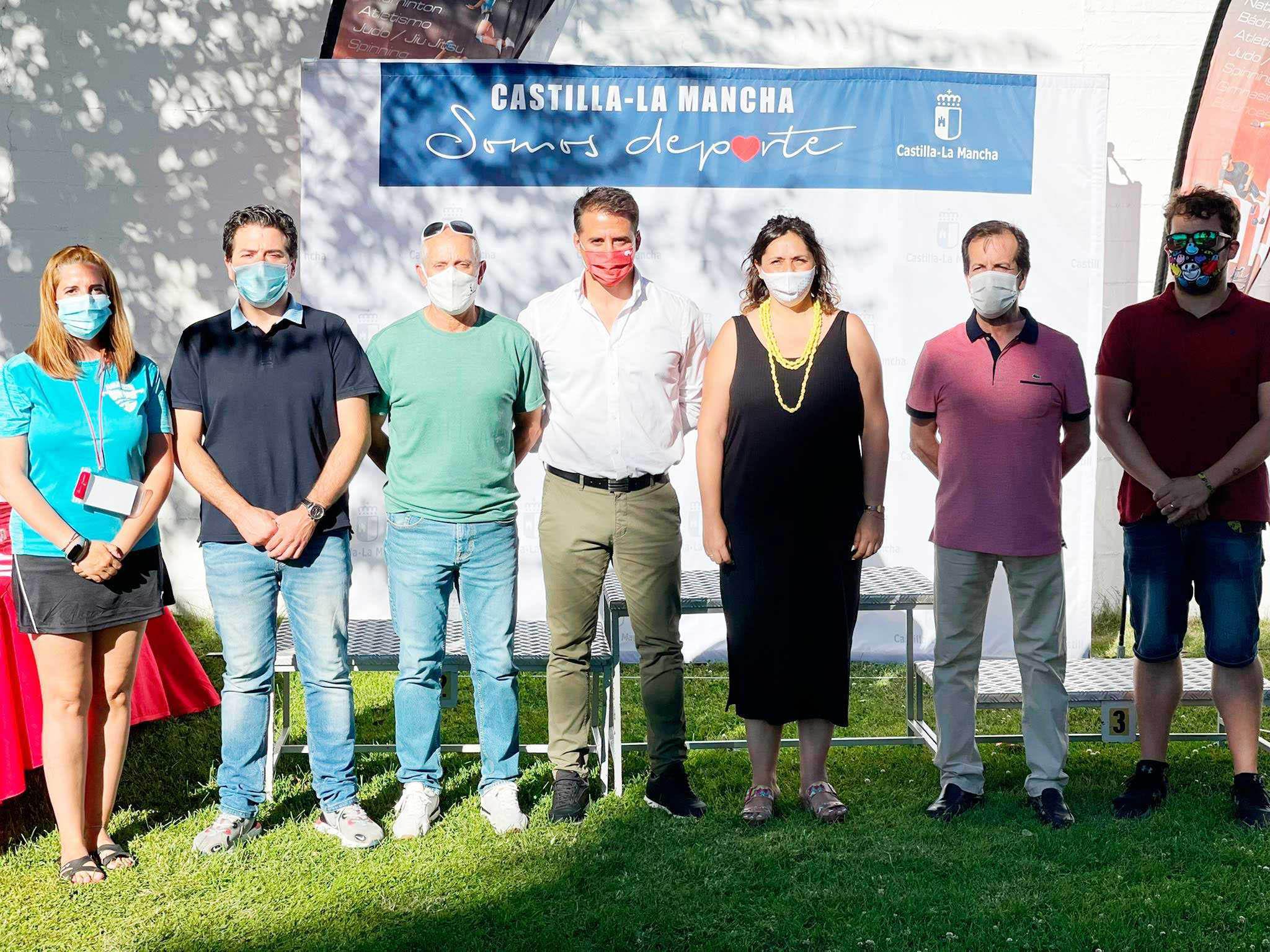 El Gobierno de Castilla-La Mancha felicita a los nadadores de Castilla-La Mancha por su participación en el campeonato de natación celebrado en Puertollano