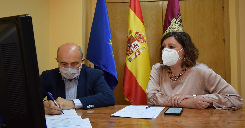 El Gobierno de Castilla-La Mancha prevé la reserva del 7 por ciento de las contrataciones del próximo Plan de Empleo para personas con discapacidad