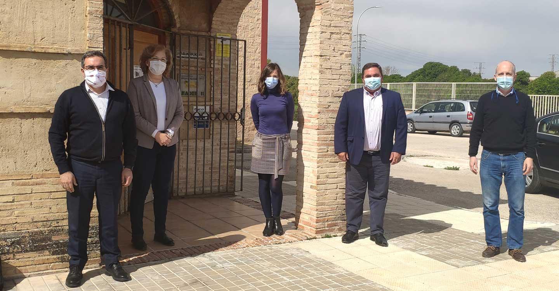 El Gobierno de Castilla-La Mancha visita la comarca de Alto Guadiana Mancha para conocer el desarrollo de las ayudas LEADER