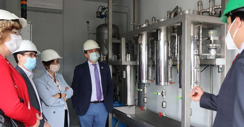 El Gobierno de Castilla-La Mancha resalta el impulso a los proyectos de economía circular con la inversión de 2,4 millones de euros en la planta Clamber para nuevas iniciativas de I+D+i