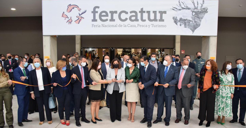 El Gobierno regional destaca la capacidad de la caza para desestacionalizar y especializar la oferta turística y avanza el rodaje de una gran producción nacional en Ciudad Real