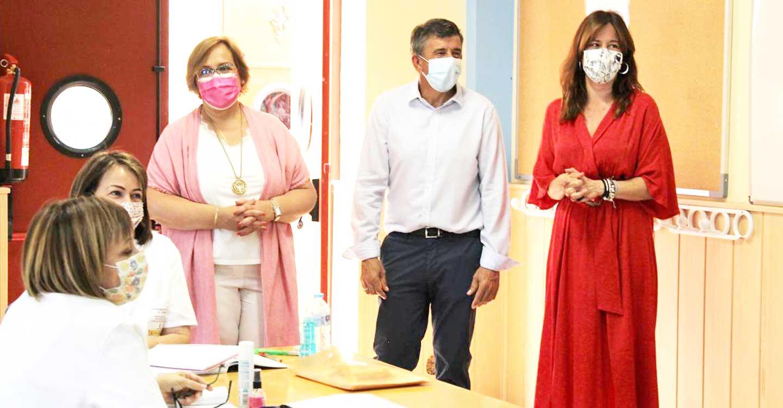 El Gobierno de Castilla-La Mancha destaca el papel de la ciudadanía para lograr las altas cotas de vacunación alcanzadas y anima a seguir vacunándose