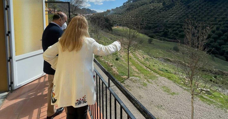 El Gobierno de Castilla-La Mancha pone en valor la riqueza natural y patrimonial del Parque Natural del Valle de Alcudia y Sierra Madrona