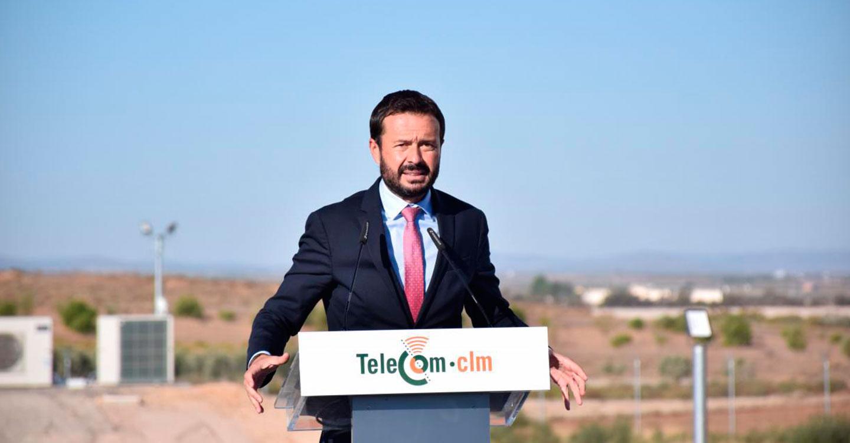El Gobierno de Castilla-La Mancha sigue impulsando sus telecomunicaciones con el primer Telepuerto y valora que Castilla-La Mancha fue la segunda región del país en crecimiento del empleo en el sector en 2019