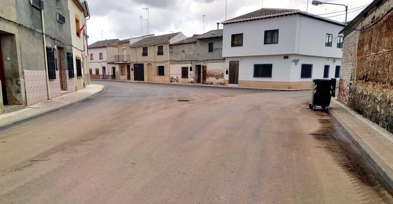 El gobierno municipal de Granátula no entiende las críticas de la oposición por una fuerte tormenta, cuyos efectos desaparecieron poco después
