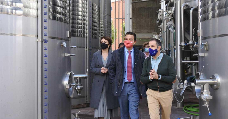 El Gobierno regional Ejecutivo incide en la profesionalización y el apoyo a los jóvenes para que la agroalimentación tenga un futuro sostenible en Castilla-La Mancha