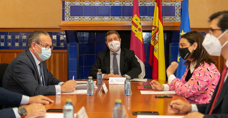 El Gobierno regional planteará al MITMA mayor oferta de vivienda en el entorno de la Puerta de Toledo con la colaboración del sector privado