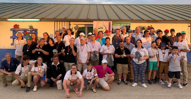 III Día de Golf Inclusivo