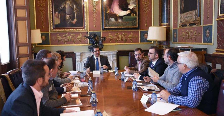 La Diputación de Ciudad Real apoya a los Grupos de Desarrollo Rural con una inyección de 192.000 euros