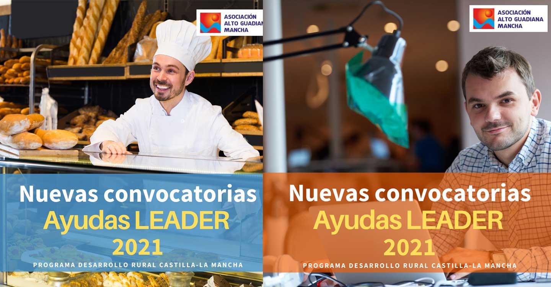 Abierto el plazo para acogerse a las nuevas subvenciones de Alto Guadiana Mancha, cercanas al millón de euros