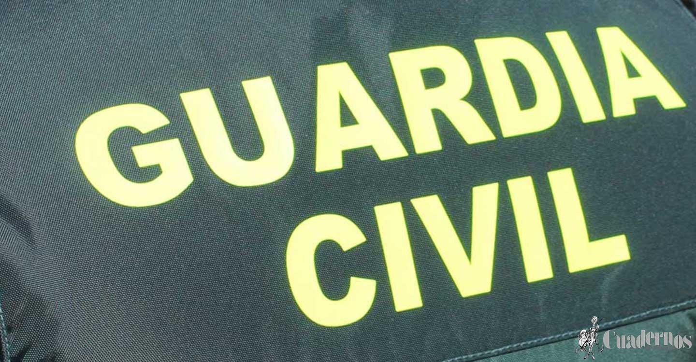 La Guardia Civil ha detenido a dos menores de edad por varios delitos de daños en vehículos de Aldea del Rey