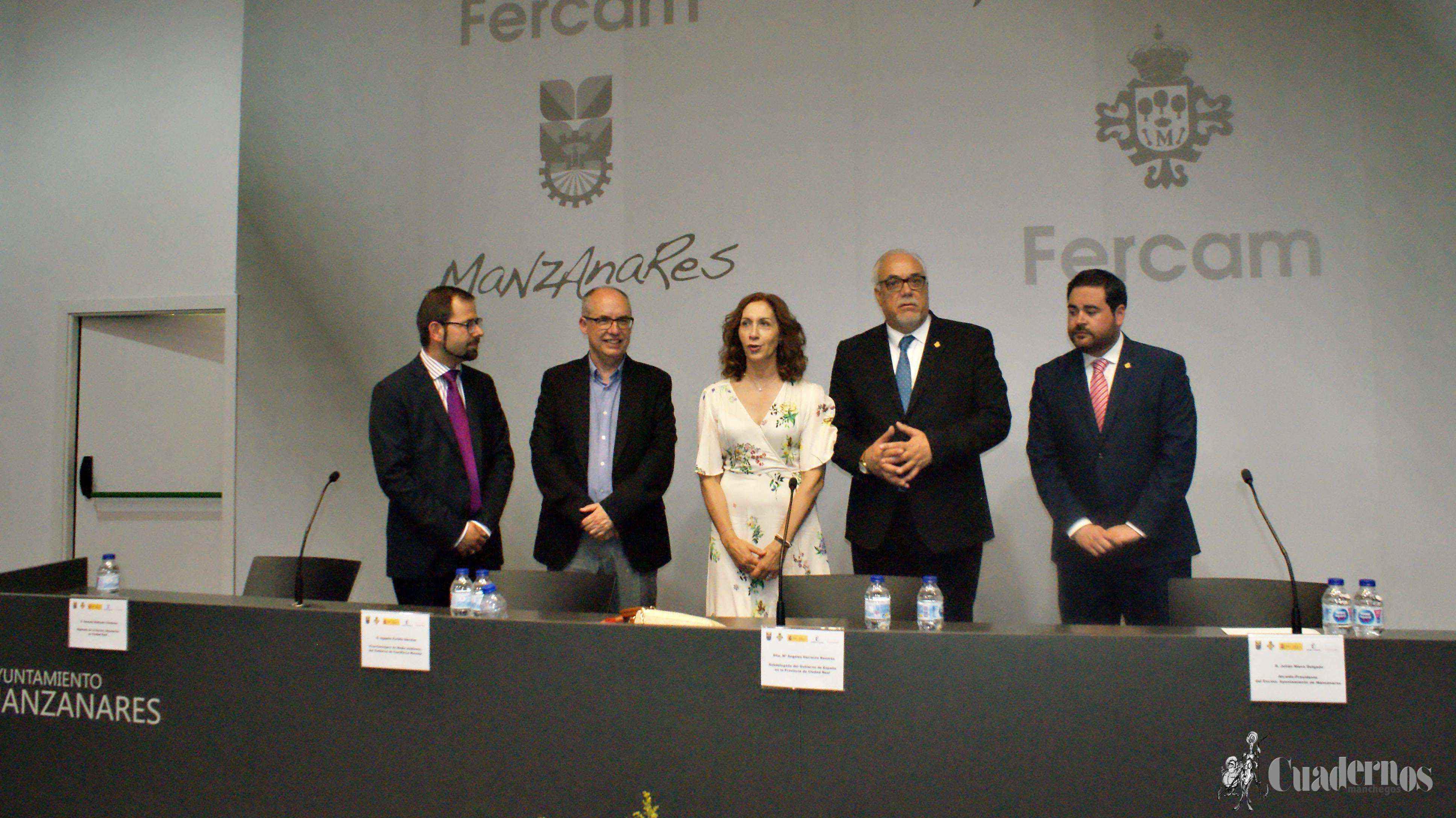 El Gobierno de España ha entendido que tiene que estar en el comité organizador de Fercam