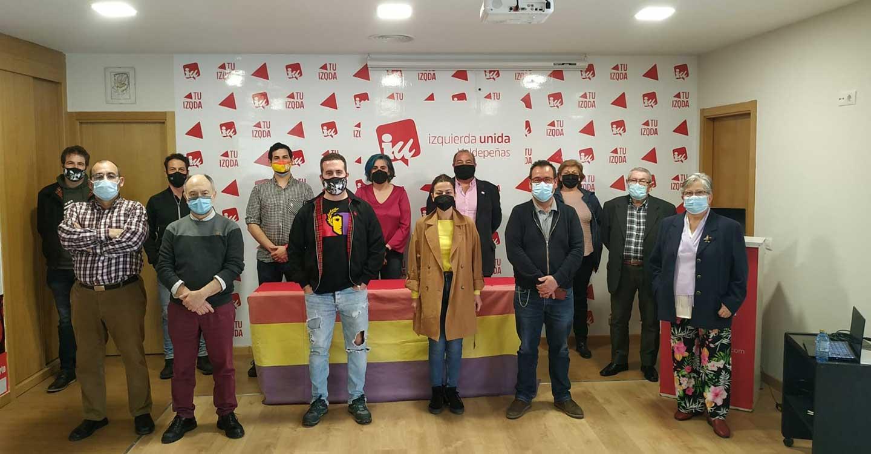 IU Valdepeñas inaugura su nueva sede en la localidad, más accesibilidad, visibilidad y punto de encuentro político, social y cultural.