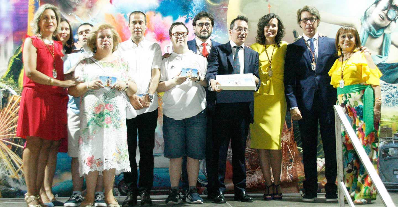 Inauguradas las Fiestas del Jubileo de Calzada, con un emotivo pregón a cargo de la Asociación Laborvalía