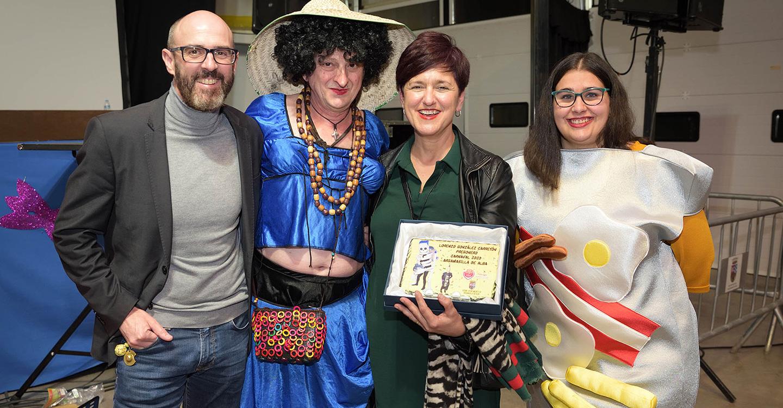 Inaugurado el Carnaval 2020 de Argamasilla de Alba