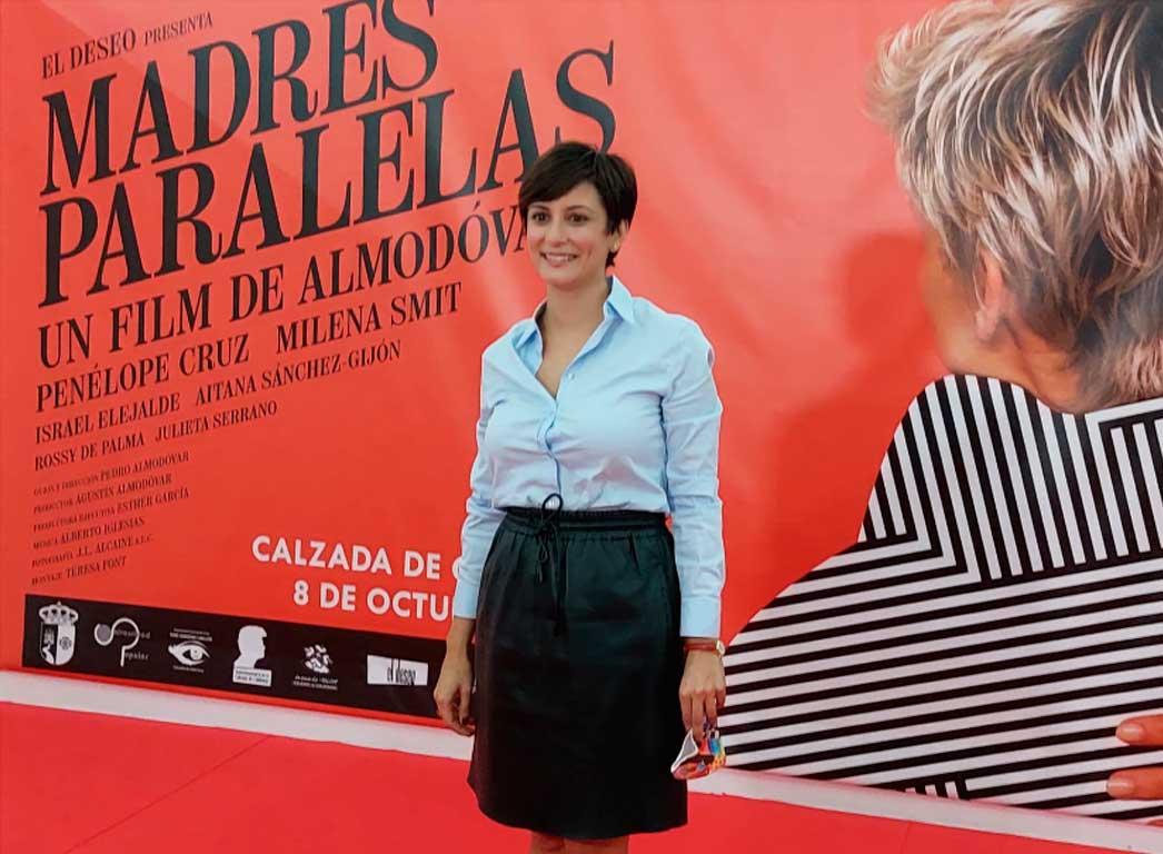 """Isabel Rodríguez: """"La cultura es necesaria para el alma, la cultura es promoción industrial y la cultura genera riqueza y empleo"""""""