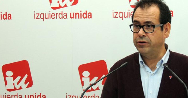 IU traslada su apoyo a los vecinos encerrados en las minas de Almadén