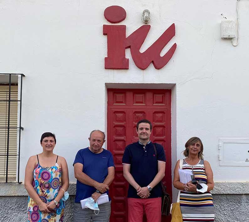 IU considera necesario la ampliación del Suelo Industrial en Argamasilla de Alba