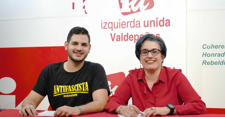 Izquierda Unida Valdepeñas comienza una Campaña de afiliación basada en el ecologismo, animalismo, feminismo, cultura y apoyo al trabajador.