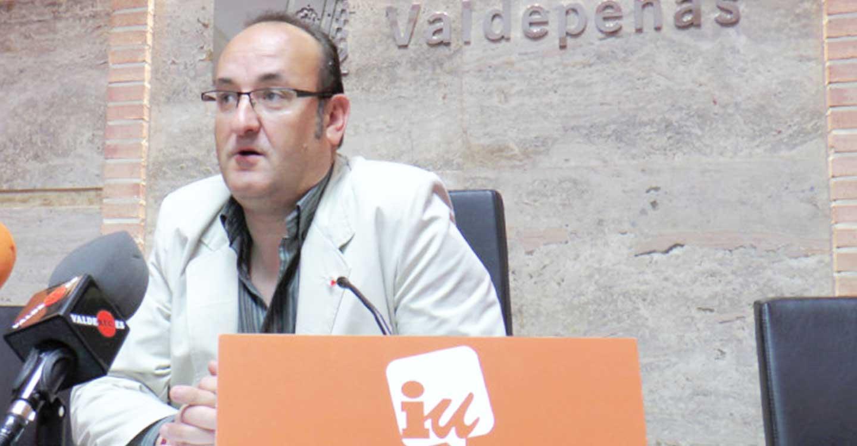 IU Valdepeñas presenta propuestas de ayudas sociales, fomento del empleo e impulso de la actividad económica para el presupuesto municipal de 2021 en Valdepeñas.