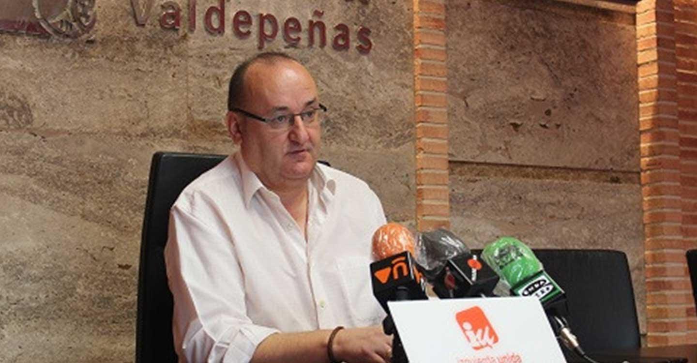 IU Valdepeñas denuncia que las Fiestas de la Vendimia y el Vino no cuentan con ningún consenso municipal.
