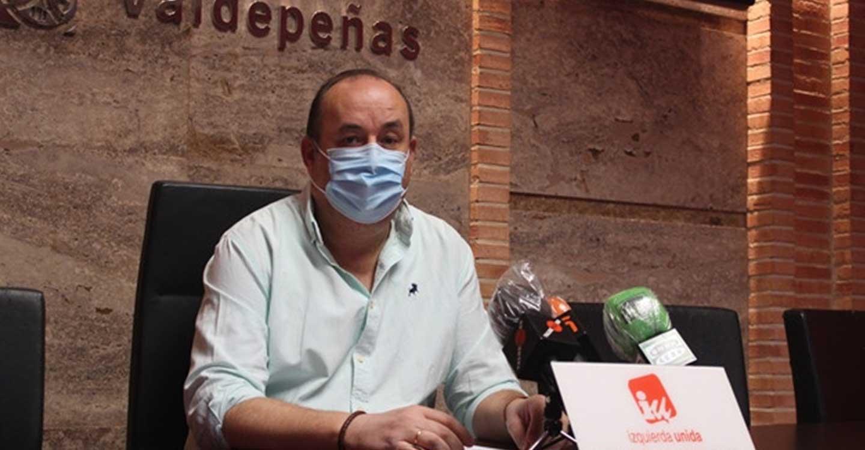 IU Valdepeñas denuncia el proceso de contratación de la ayuda a domicilio en la localidad