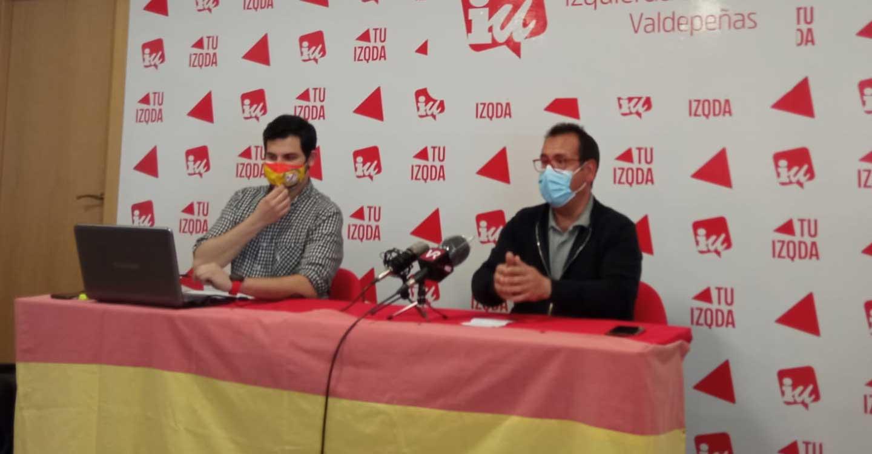 Izquierda Unida Valdepeñas felicita a su Coordinador Regional, Juan Ramón Crespo, tras su incorporación al equipo de la Secretaría de Estado para la Agenda 2030.