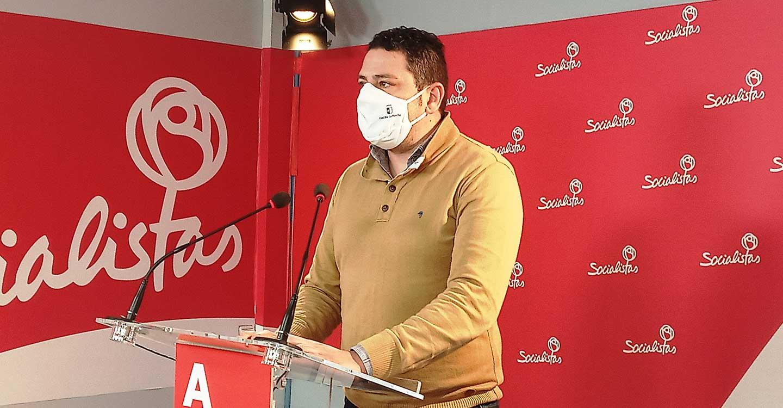 """Iván Rodrigo: """"1.277 ganaderos de la provincia de Ciudad Real empiezan a recibir un anticipo de la PAC, de más de 5,5 millones de euros"""""""