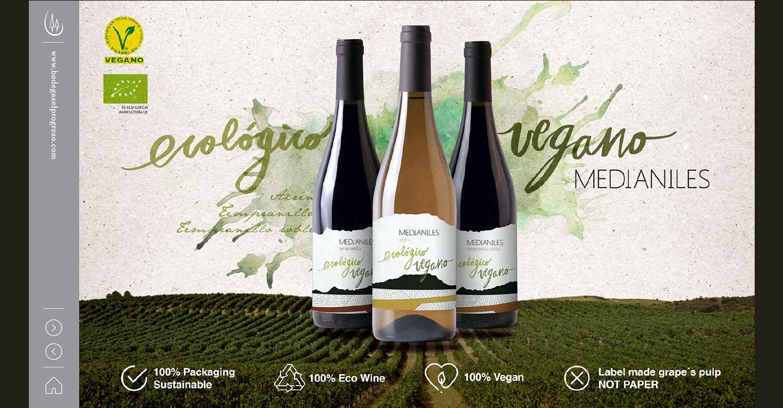 Japón premia los vinos ecológicos 'Medianiles' de la cooperativa El Progreso con dos medallas de oro