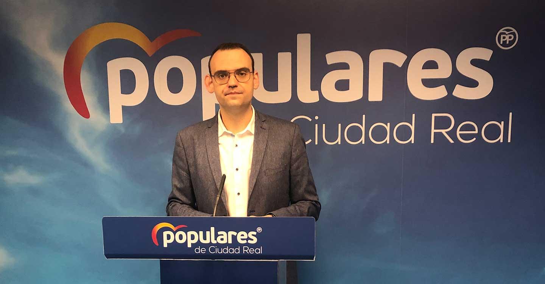 Sánchez de Pablo exige que Page centre todos sus esfuerzos  y prioridades en preparar la sanidad de Castilla-La Mancha para posibles episodios de rebrote y deje de blanquear su imagen