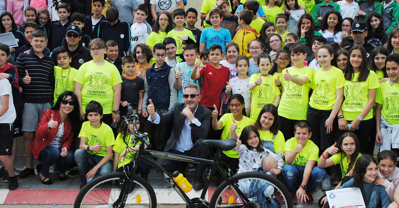 """Jesús Martín: """"Si estamos creando buenos ciudadanos estamos creando una ciudad mejor"""""""