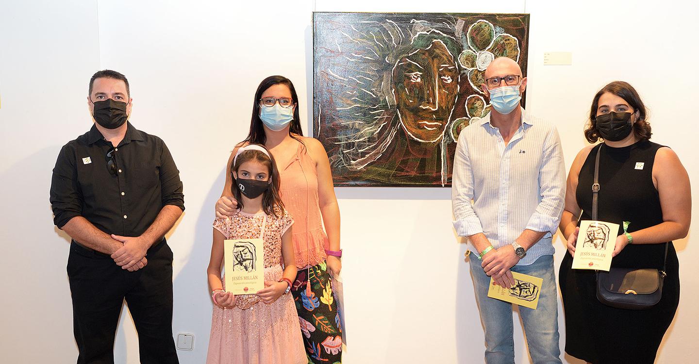 Argamasilla de Alba recuerda a Jesús Millán con una exposición antológica
