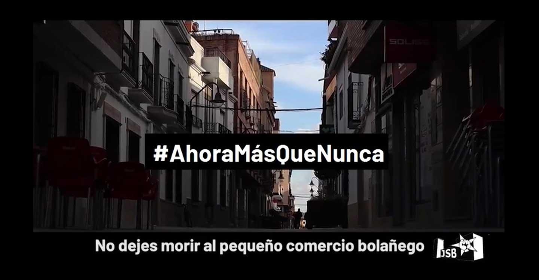 Juventudes Socialistas de Bolaños lanza una campaña de concienciación sobre compra y consumo en el pequeño comercio y la hostelería bolañega